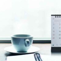 企業向け卓上カレンダー
